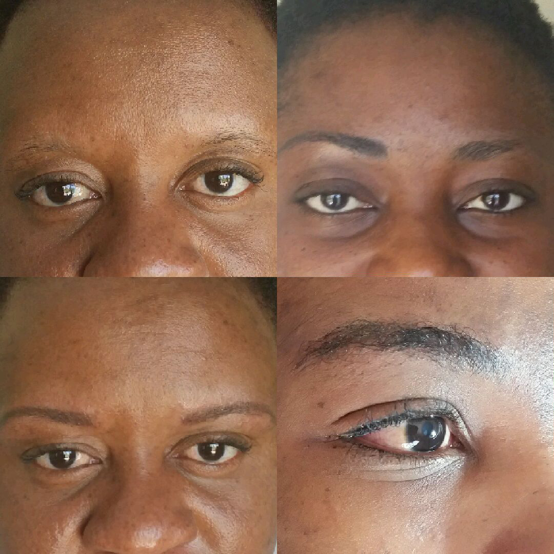 Permanent eyebrows durban